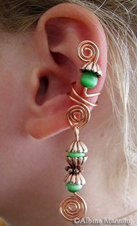Dangle Ear Cuff