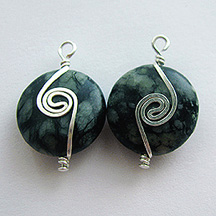 Free Wire Jewelry Patterns! Jig, Crochet, Wrappings & Earrings