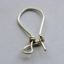 Los cables hechos a mano del oído del riñón