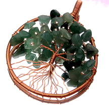 Tree of life wire jewelry wire wrap tutorials jewelry making wire tree of life mozeypictures Image collections