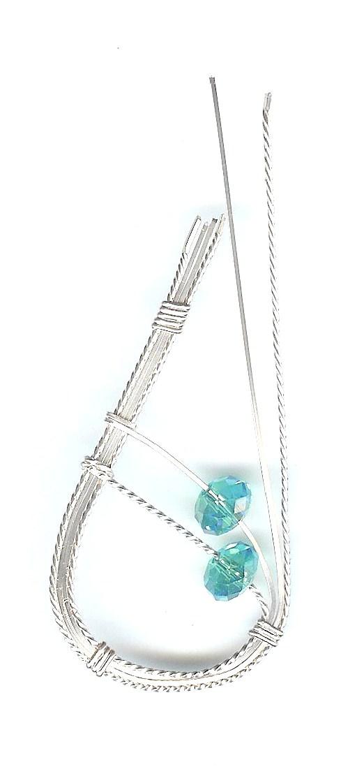 BWire Spiral Earrings