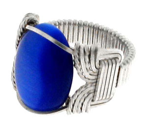Classic Cabochon Pharaoh's Ring is great for Men and Women!