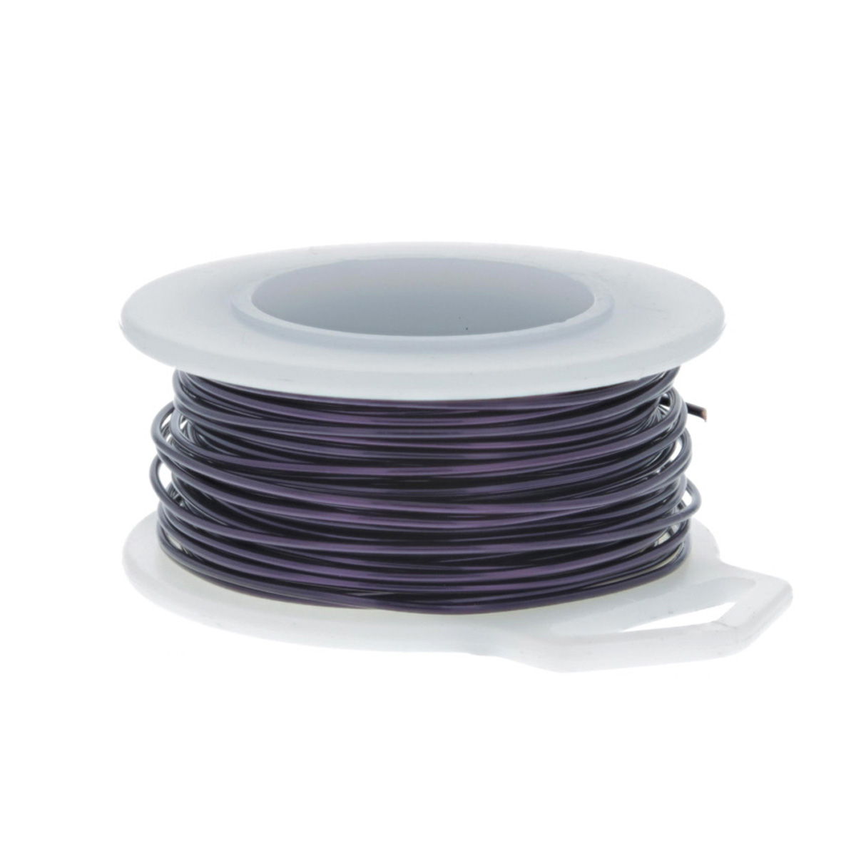 Purple Enameled Craft Wire