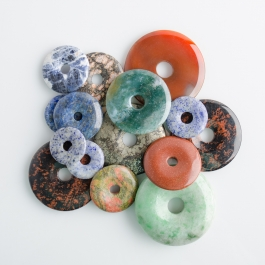 Donut Gemstones