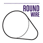Shop Round Silver Plated Craft Wire