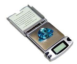 Digital Gemstone Scales