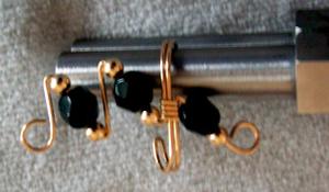 Donna Zimmer S Ear Cuffs Wire Jewelry Wire Wrap