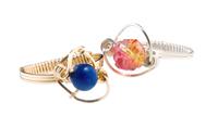 Orbit Bead Ring