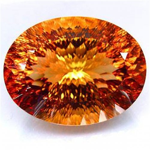 November Birthstones - Topaz and Citrine