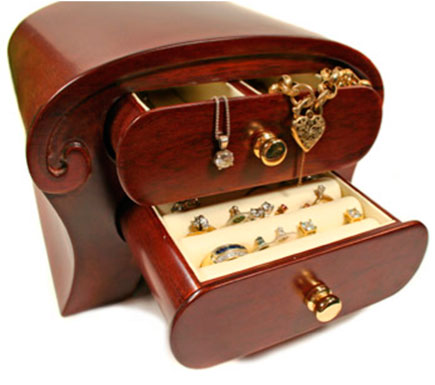 Organize Your Jewelry Box