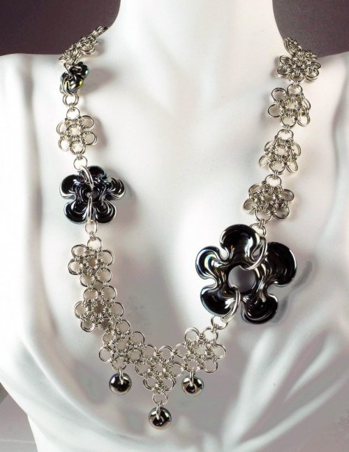 Combine Chain Maille with your Other Crafts