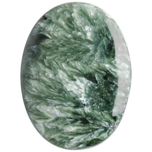 Gem Profile- Seraphinite