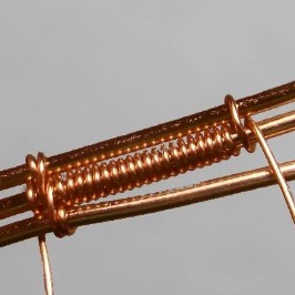 An Unusual Wire Weave