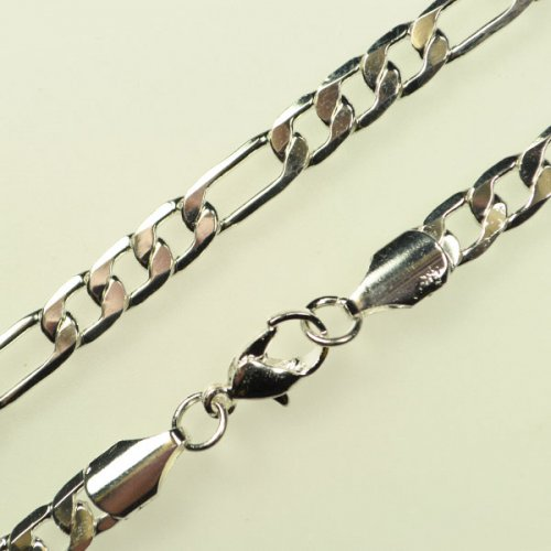 About Jewelry Chain- Figaro Chain