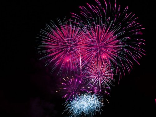 Color Inspiration, Fireworks
