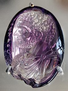 Judy Ellis's February Birthstone- Amethyst - , General Education, Design, , Amethyst carving