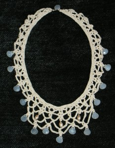 Judy Ellis's Beading A-B-C's - , Beading, Beads, , , Crocheted Necklace