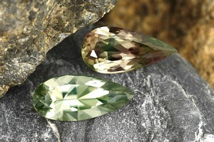 Judy Ellis's Gem Profile- Zultanite - , General Education, , Zultanite