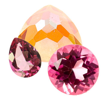 Judy Ellis's Gem Profile- Topaz - , General Education, , Azotic and pink Topaz