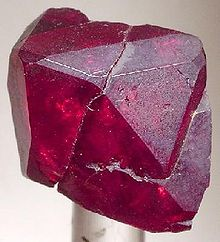 Judy Ellis's Gem Profile- Cuprite - , General Education, , Cuprite