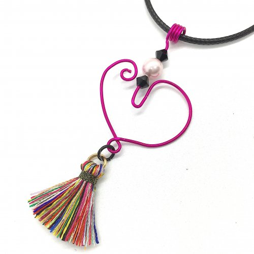 Kristal Wick's Color Inspiration - Be Mine - , Wire Jewelry Design, Design, color inspiration be mine
