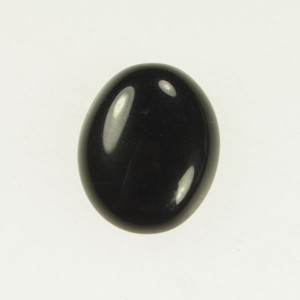 Judy Ellis's Common Gemstone Misconceptions - , General Education, Design, Black Onyx Cab