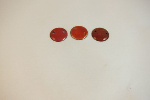 Karen Meador, Ph.D.'s Working with Transparent Enamels Pt 1 - , Enameling, Enamel Jewelry Supplies, Enamel, Enameling, Enameled Jewelry, red enamels