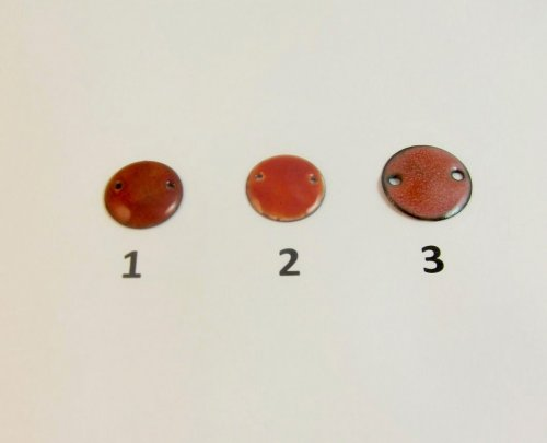 Karen Meador, Ph.D.'s Working with Transparent Enamels Pt 4 - , Enameling, Enamel Jewelry Supplies, Enamel, Enameling, Enameled Jewelry, transparent enamels