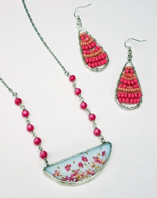 Debbie Blair's Color Inspiration, Summer Fruit - , Wire Jewelry Design, Design, summer jewelry
