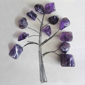 Albina Manning's Tree Pin with Gem Chips - , Contemporary Wire Jewelry, Wire Wrapping, Wrapping, Wire Wrapping Jewelry, Sketch plans for the pin.
