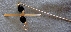Donna Zimmer's Ear Cuffs - , Classic Wire Jewelry, Loops, Wire Loop, Wrapped Wire Loop, Wire Wrapping, Wrapping, Wire Wrapping Jewelry,