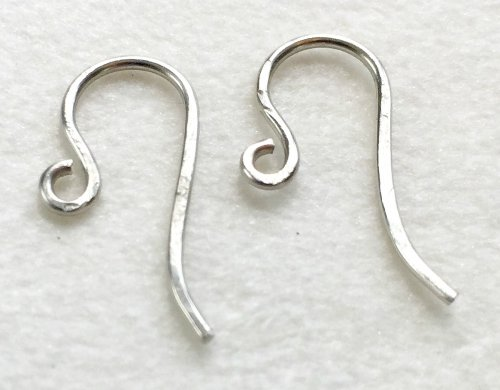 Kristal Wick's Make a Perfect Pair of Ear Wires - , Findings & Components, Toggles & Clasps, Earwire & Headpin, Loops, Wire Loop, Wrapped Wire Loop, ear wires