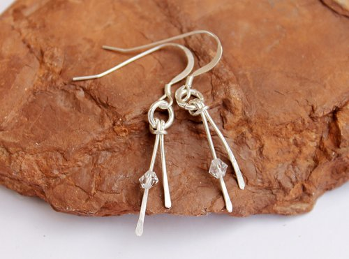 Lark's Knot Earrings