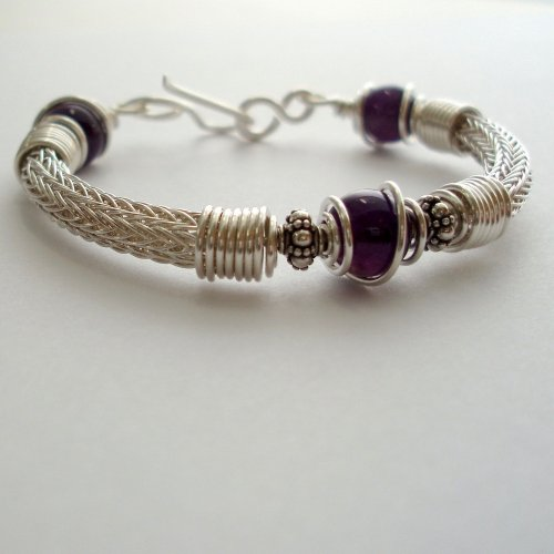 Abby Hook's Spiral Wire End Caps, . . End caps are a very useful to add to your arsenal of handmade jewelry findings.