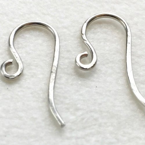 Kristal Wick's Make a Perfect Pair of Ear Wires, Findings & Components, Toggles & Clasps, Earwire & Headpin. Loops, Wire Loop, Wrapped Wire Loop. It's easy, when you get the hang of it, to whip up your own ear wires and save yourself the cost of buying these findings.