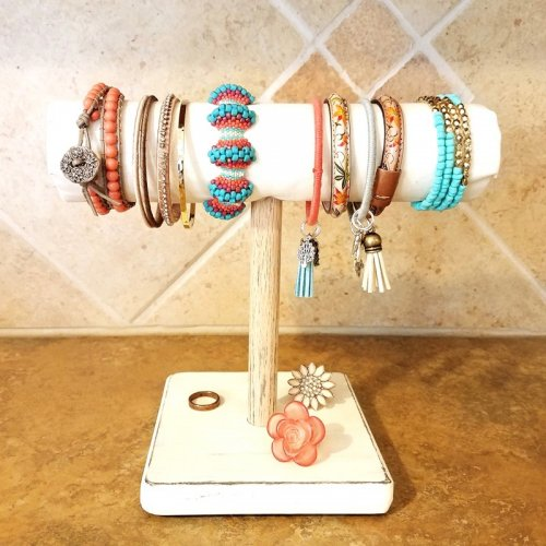 Make Your Own Bracelet Display or Holder