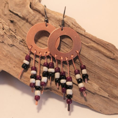 Fringe Boho Earrings