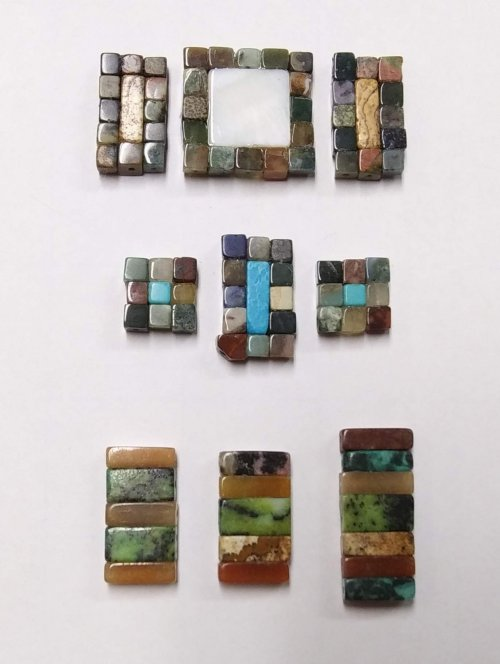 Judy Larson's Making Cobblestone Cabochons, Stones. . If you are like me, you have a TON of beads.