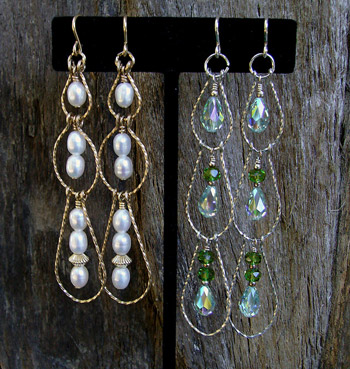 Lucky Chandelier Earrings