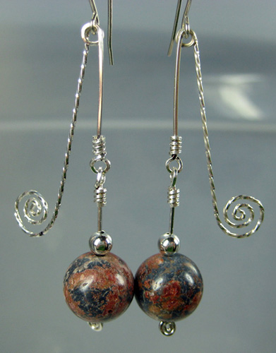 Wrecking Ball Earrings