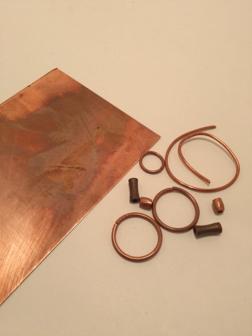 Judy Freyer Thompson's Condiment Copper Cleaning - , Tool Tips, , copper to be cleaned