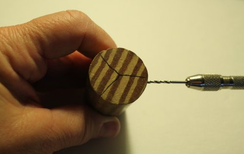 Judy Freyer Thompson's Simple Mandrels for Making Jump Rings - , Tools For Wire Jewelry, Jump Rings, Jump Ring, Making Jump Rings, Tools, simple dowel mandrels