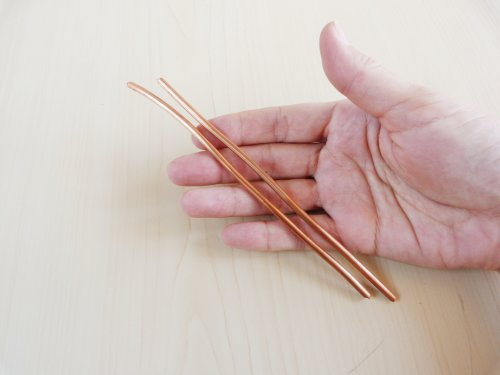 Oksana Truhan's Quick Hairpins - , , , , , , , , cut 6 inches