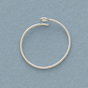 Wire Gauge for Hoop Earrings