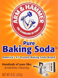 Cleaning Sterling with Baking Soda