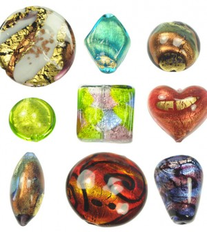 Creating with Handmade Venetian Glass Beads