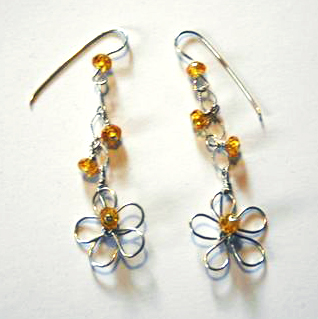 FREE WIRE JEWELLRY PATTERNS