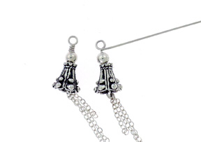 Temple Bells Earrings