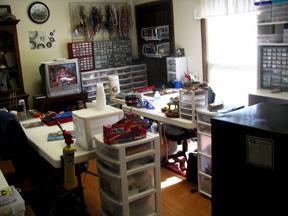 Kayla's Jewelry Workspace