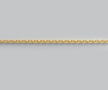 Gold Filled Cable Chain 1.6mm - 10 Feet